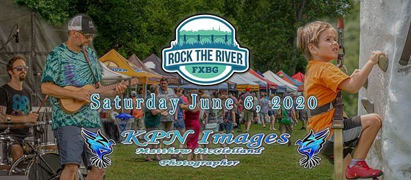 Organizing the Rock the River Event