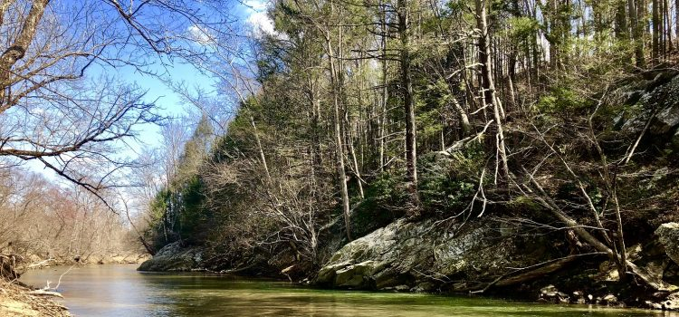 The Rappahannock River's Storied History